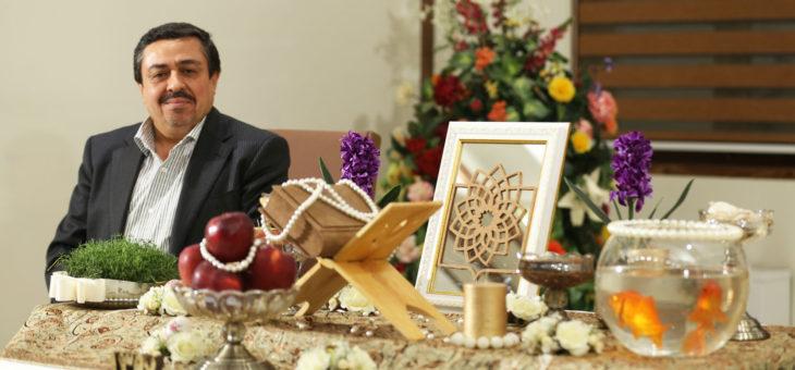 پیام نوروزی رئیس دانشگاه علوم پزشکی شهید بهشتی: ارتقاء بهره وری در آموزش، پژوهش و خدمات سلامت، مهم ترین اولویت دانشگاه در سال ۹۷